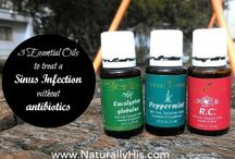 Young Living Essential Oils / Natural God-given medicine!