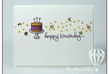 Cards SU Endless Birthday Wishes