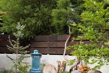 Singing Gardens / Landscape and garden designs by Singing Gardens designer Roxanne Kim-Perez.  Featuring California Style Zen Garden, Succulent Gardens, and Xeriscape Landscaping.