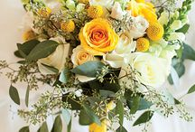 wedding bouquet / Bára wedding