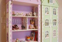домик для дочи