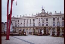 Shooting in Nancy (place Stanislas)