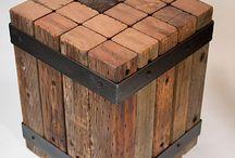 resto de madeira