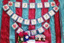 Cutest Cupcake Birthday Theme