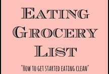 Eating Clean / by Sarah Deetz