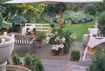 Cabana ideas for backyard / Cabanas