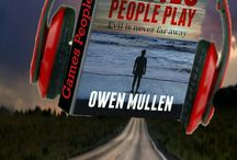 AUDIOBOOKS...crime fiction...psychological thriller / Games People Play...now available from Audible...Amazon...iTunes