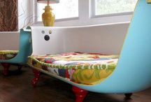Your Old Bathtub is Not Washed Up / Innovative ways to upcycle and reuse old bathtubs