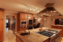 Cool, Organized Kitchens