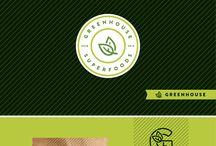 Organic logo ideas