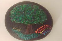 mandala stone 4