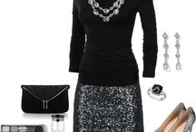 Date Night and Party Fashions / by Andrea Green