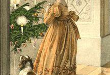 Рождество и Новый год для Жанны