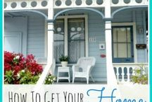 Seasonal Preperation / Everything you need to know to get your home ready for each season!