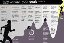 Goals & Inspirational