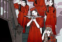 Red velvet❤️ / queens