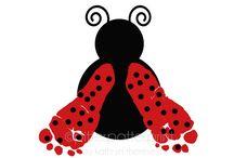 Ladybug decor