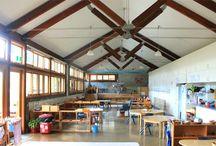 Montessori school layout