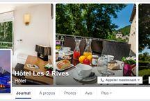 Votre Printemps en Lozère / Profitez des premières jolies journées de Printemps en Lozère à L'Hôtel Les 2 Rives. Votre séjour de 7 Nuits à -50% ! #HôtelLes2Rives #Lozère