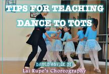 Dance teaching