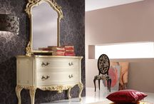 """Enjoy this wonderful dresser """"700"""" of France and the Sun King! / The skill of Tosato's master craftsmen is so amazing that the home, thanks to this piece of furniture of the """"Favoriti"""" collection, is transformed into a modern Versailles. This, like all of Tosato's collections, is totally made in Italy, handcrafted, and guaranteed for 12 years."""
