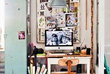 Working corner ideas