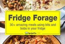 Fridge forage meals