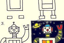 Kinderboekenweek 2015 / Robot