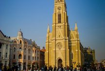 Novi Sad, Serbia / Novi Sad, un oraş universitar frumos, înrudit cu Timişoara