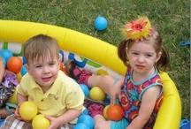 Birthday Party - Ball Theme / by Melissa Keown