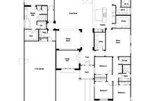 Housing - Floor plans