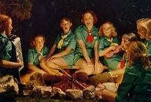 Vintage Girl Scouts / GSUSA is 100 years old in 2012 so we have wonderful memories that need to be shared.
