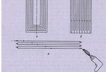 мех,вязание с мехом,перфорация меха итд