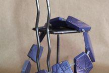 Birecka Jagna, jagnaB, Polymer Clay Art / http://jagnab.com/ #polymerclay #jewelry #art