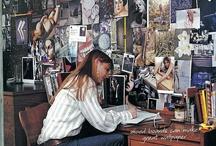 Studios and creative spaces