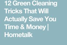 Safe cleaning / Household products/essential oils