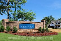 Cary, NC - Westhigh neighborhood / the Westhigh neighborhood in Cary, NC Find NC Homes & Real Estate for sale at www.FindNCStyleHomes.com is your destination for finding homes in the NC Triangle including Raleigh, Cary, Apex, Holly Springs, Chapel Hill, Durham, and surrounding areas. Call 919-578-3111 for more information and for a free relocation guide.