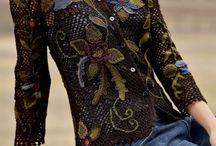вязаная одежда / вязание