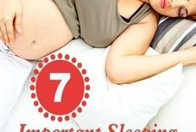 Pregnancy Sleeping Tips / Sleep is one of the most important things you need for a healthy pregnancy. Unfortunately, it's not that easy to catch some zzz's when you have a big belly on you. Learn more about how you can get back to enjoying restful nights so you can get that much needed and well-deserved sleep during pregnancy.