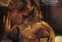 The Notebook / The movie focuses on an old man reading a story to an old woman in a nursing home. The story he reads follows two young lovers named Allie Hamilton and Noah Calhoun, who meet one evening at a carnival. But they are separated by Allie's parents who dissaprove of Noah's unwealthy family, and move Allie away. After waiting for Noah to write her for several years, Allie meets and gets engaged to a handsome young soldier named Lon. Allie, then, with her love for Noah still alive, stops by Noah's 200-