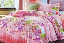 bed sheet & bed cover Bahan sutra organik