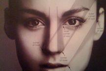 Face & Fingers / Nails & makeup