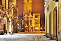 Praha-moje nejmilejší