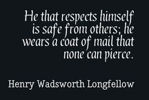 Quotes About Respect / Respect Quotes