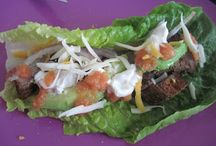 Low Carb Creations / by Heather Burress Wilson