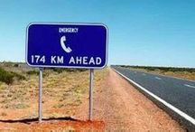 ☕  A világ legérdekesebb közlekedési táblái  ☕