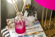 Fragrances created for the home