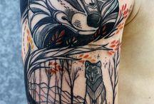 Tattoos / by Cynthia A Stevens