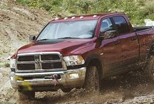 The more mud, the more fun. - photo from ramtrucks