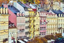 podróże Czechy